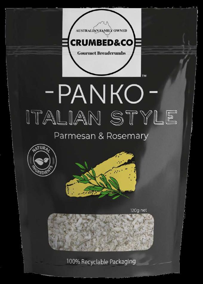 panko italian style
